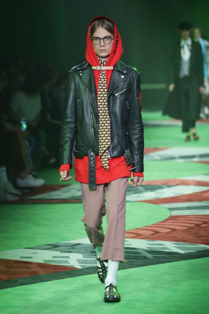Milan Men Fashion Week 2016: Gucci