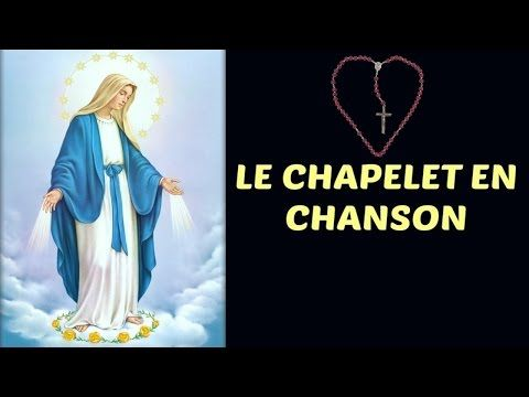 Prier le chapelet en chanson - YouTube