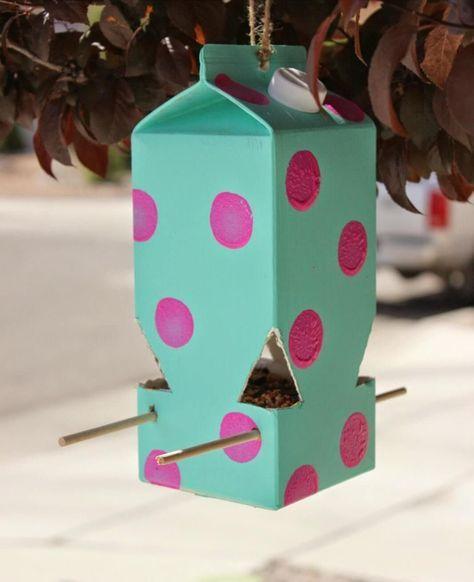 Photo of 10 Ideen was Kinder aus Milchkartons zu Ostern basteln können!