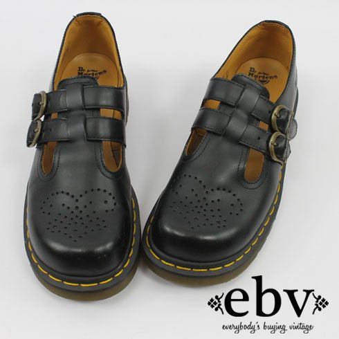 5933356ab3ece Vintage 90s Grunge Mary Janes Vintage Doc Martens by shopEBV ...