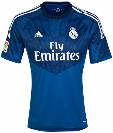 1a494d91f Real Madrid 14-15 Home and Away Kits Released + Yamamoto Dragon Third Kit  leaked - Footy Headlines