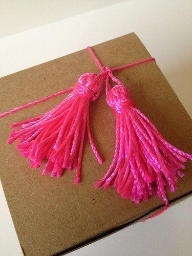 Una forma original para envolver regalos Wrapping Wow Pinterest