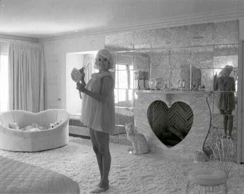 Jayne Mansfield Pink Palace Jayne Mansfield Pinterest