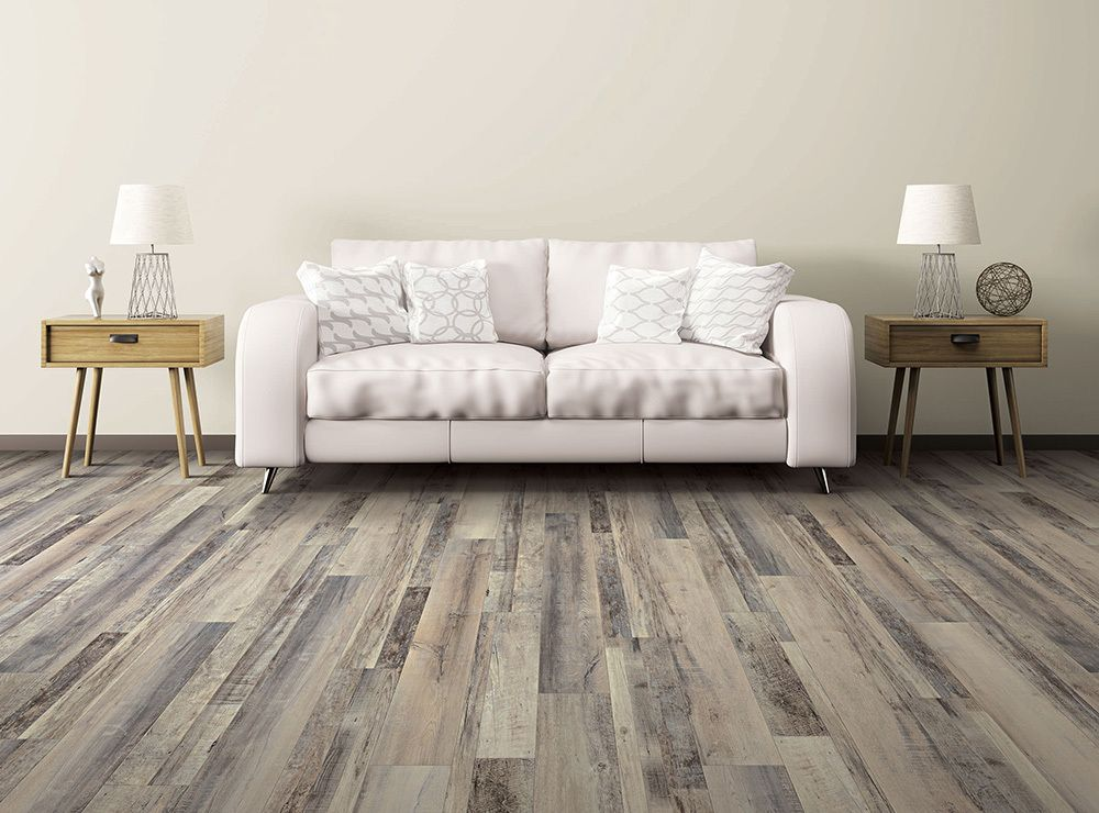 Axial Oak Vinyl wood flooring, Coretec flooring, Luxury