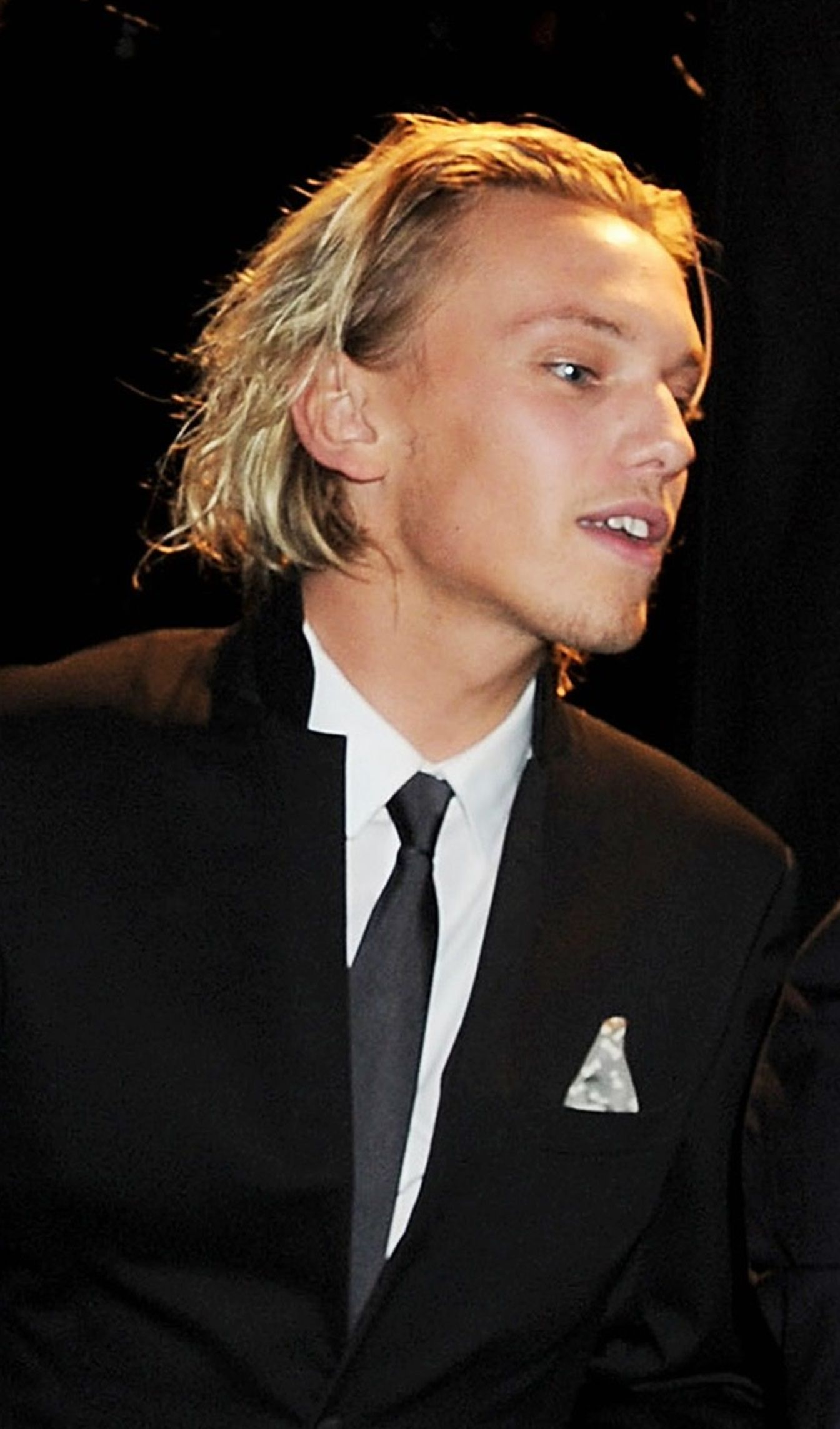 Jamie campbell bower good idea