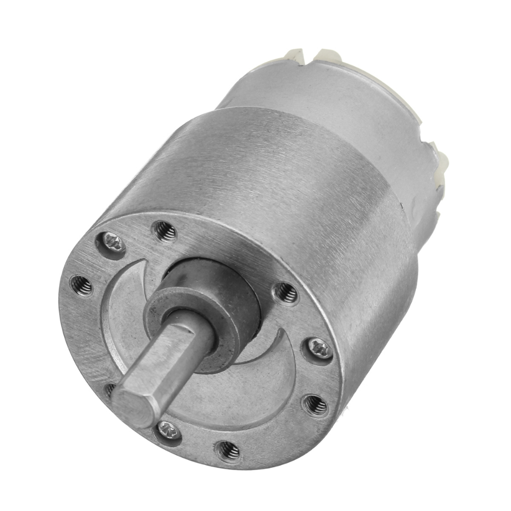 37mm 12v Dc 60rpm High Torque Geared Gear Box Micro Electric Motor Electric Motor Electricity Electric Car