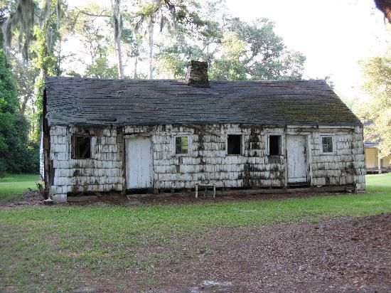 Mansfield plantation slave quarters let 39 s preserve for Home builders in south louisiana