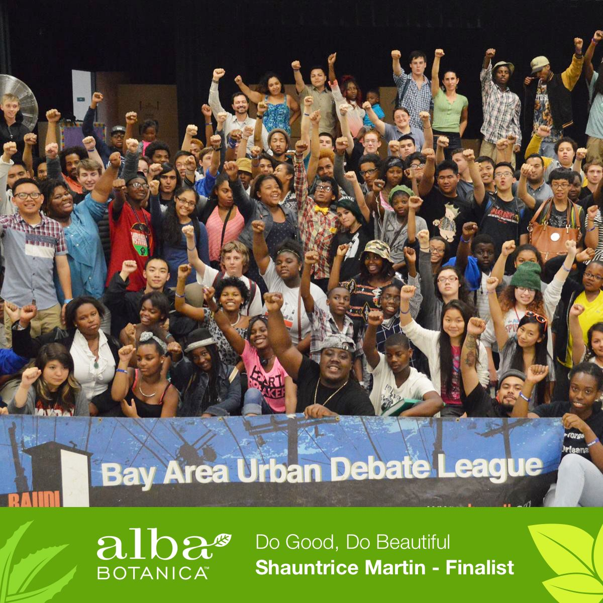 Alba Botanica Do Good Do Beautiful Grant Program Finalist Meet