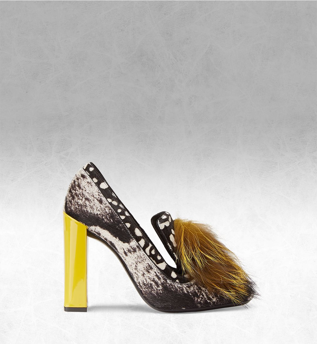 The new Fendi Fall/Winter 2014-15 pumps