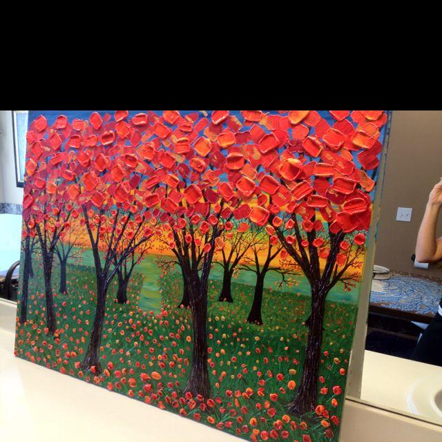 ADW (Angela Williams) modern art!!