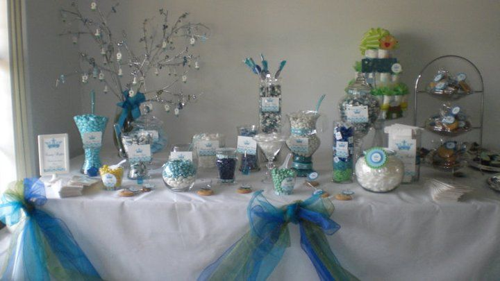 Astonishing Baby Shower Candy Table Poem Did This Large Candy Buffet Home Interior And Landscaping Eliaenasavecom
