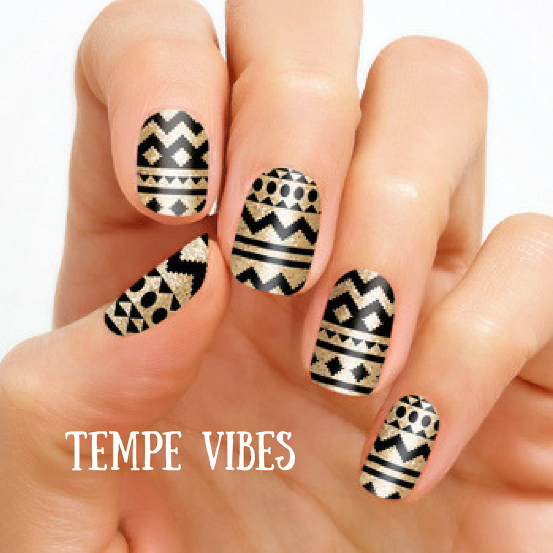 The southwestern inspired print of Tempe Vibes get a jazzy update in ...