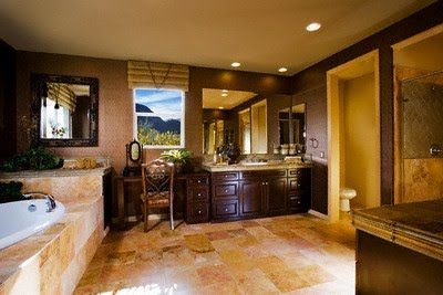 Large Bathroom Designs Custom Large Bathroom Ideas  A House Into A Home Pinterest Design Decoration