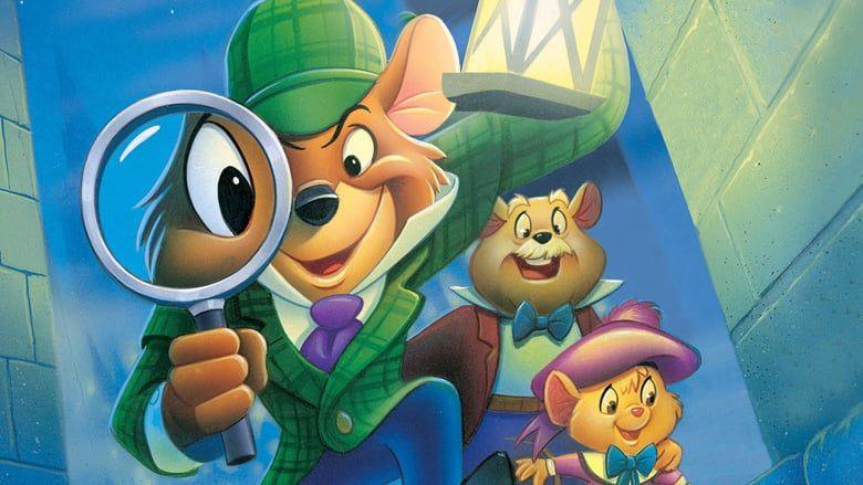 Basil Der Grosse Mausedetektiv 1986 Ganzer Film Deutsch Komplett Kino Basil Der Grosse Mausede Disney Films The Great Mouse Detective Walt Disney Pictures