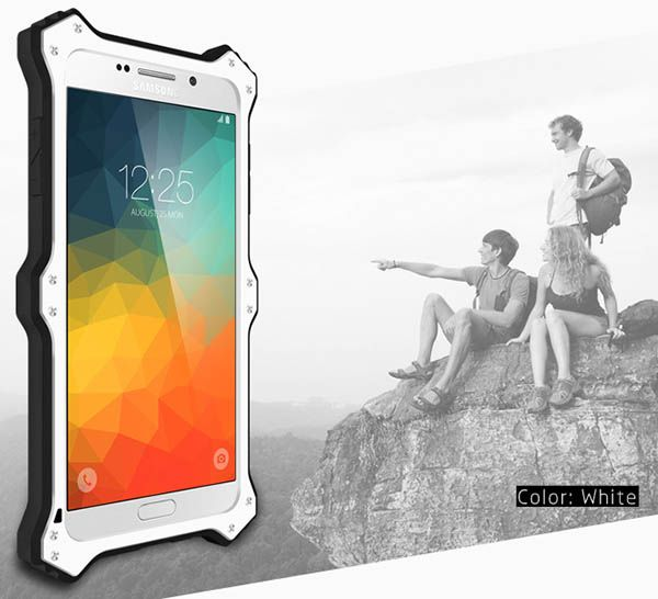 Love Mei Samsung Galaxy Note 5 MK2 Case