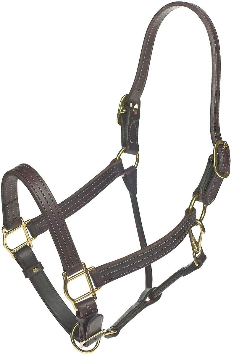Tough 1 Royal King Leather Track Halter