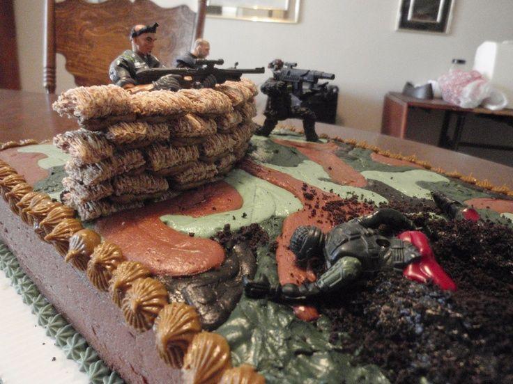 9 Year Old Birthday Boy Cake