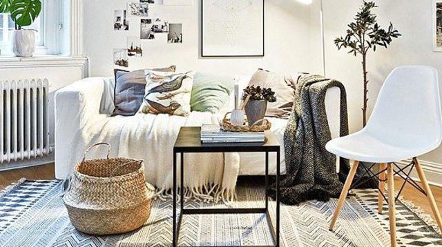Aménager Un Petit Salon Petits Salons Pinterest Et Salon - Idee deco petit salon salle a manger