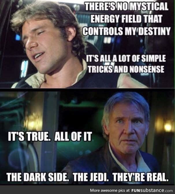 I Ve Seen Some Shit Kid Funsubstance Com Star Wars Humor Star Wars Memes New Star Wars