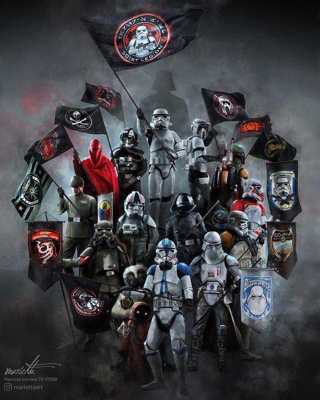501st Legion Star Wars Artwork Starwars Starwarsday Starwarsfan Stormtrooper Star Wars Art Star Wars Wallpaper Star Wars Images