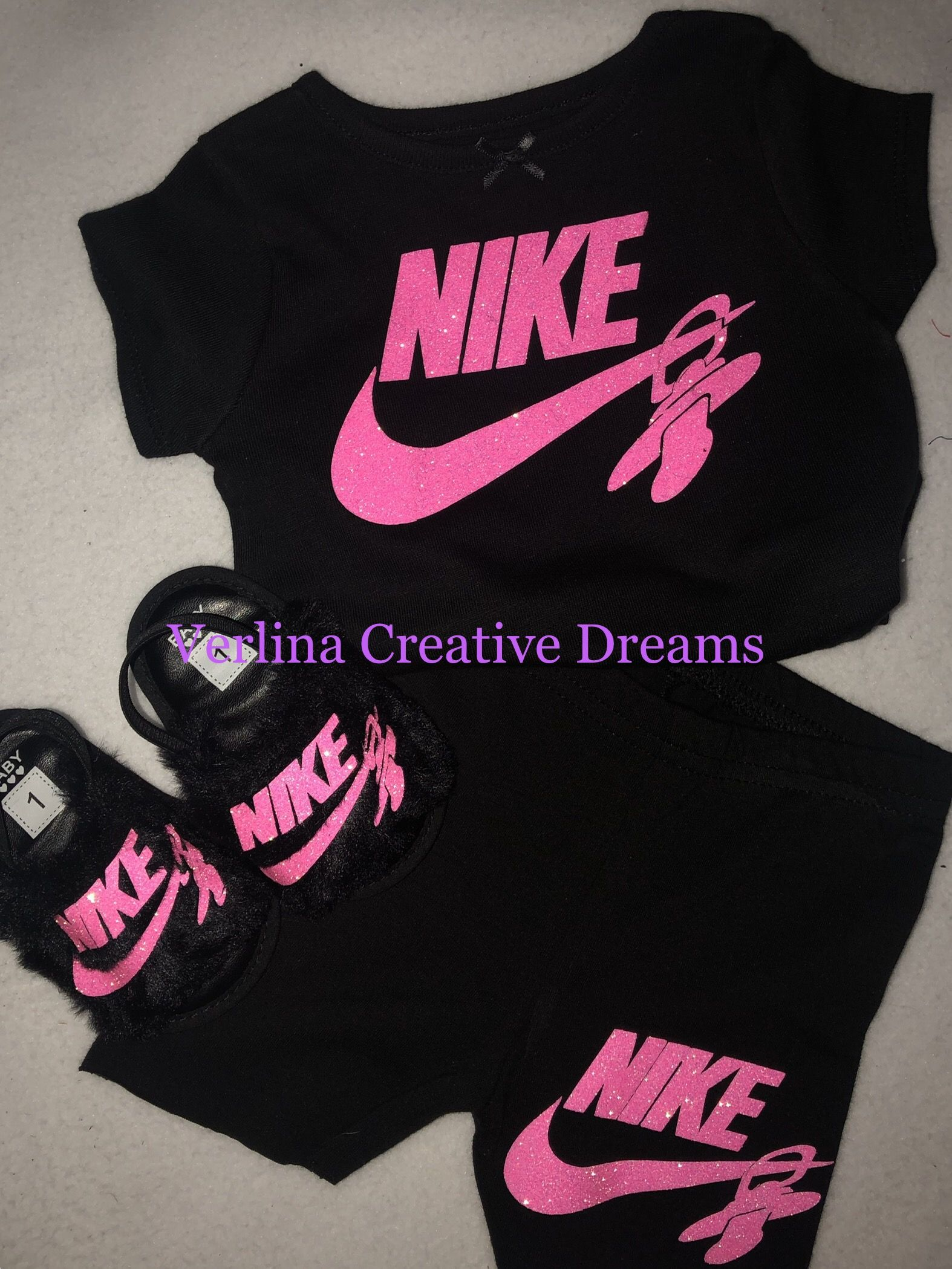 Baby Nike outfit | Nike baby clothes