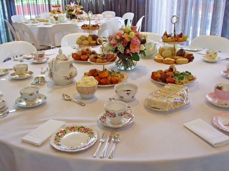 New Table Setting for High Tea Concept | amazing table | amazing ...