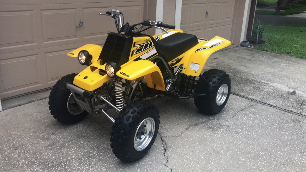 2006 yamaha banshee 350 50th anniversary for sale banshee boyz unlimited youtube. Black Bedroom Furniture Sets. Home Design Ideas