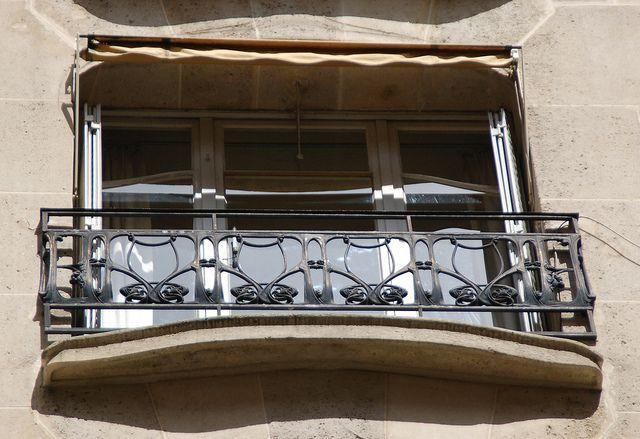 rue Agar, Hector Guimard building, Paris 16th arr