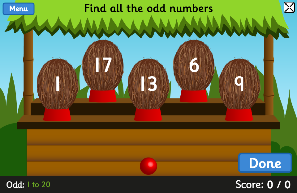 The Hit the Button Maths App is Here! | The Topmarks Blog