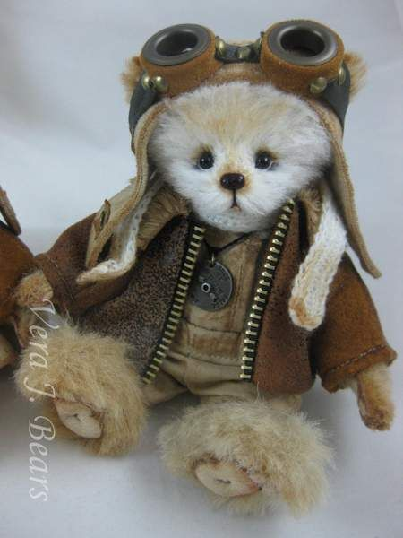 Wiley. Little Aviators Collection by By Vera J.Bears | Bear Pile