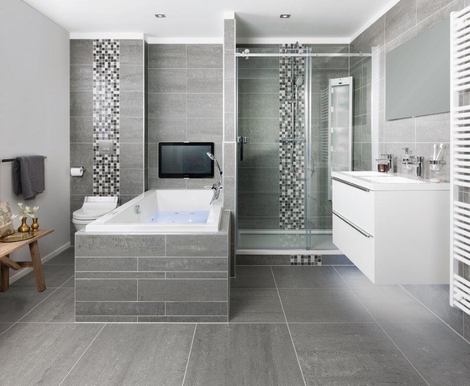 Badkamer Ideeen Inloopdouche : complete badkamer Mila - Product in ...