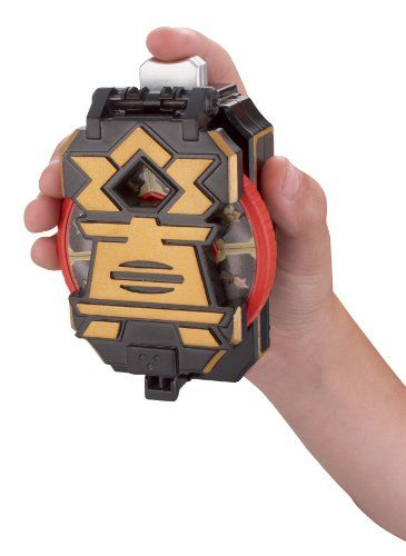 Amazon.com: Power Rangers Battle Gear Black Box Morpher ...