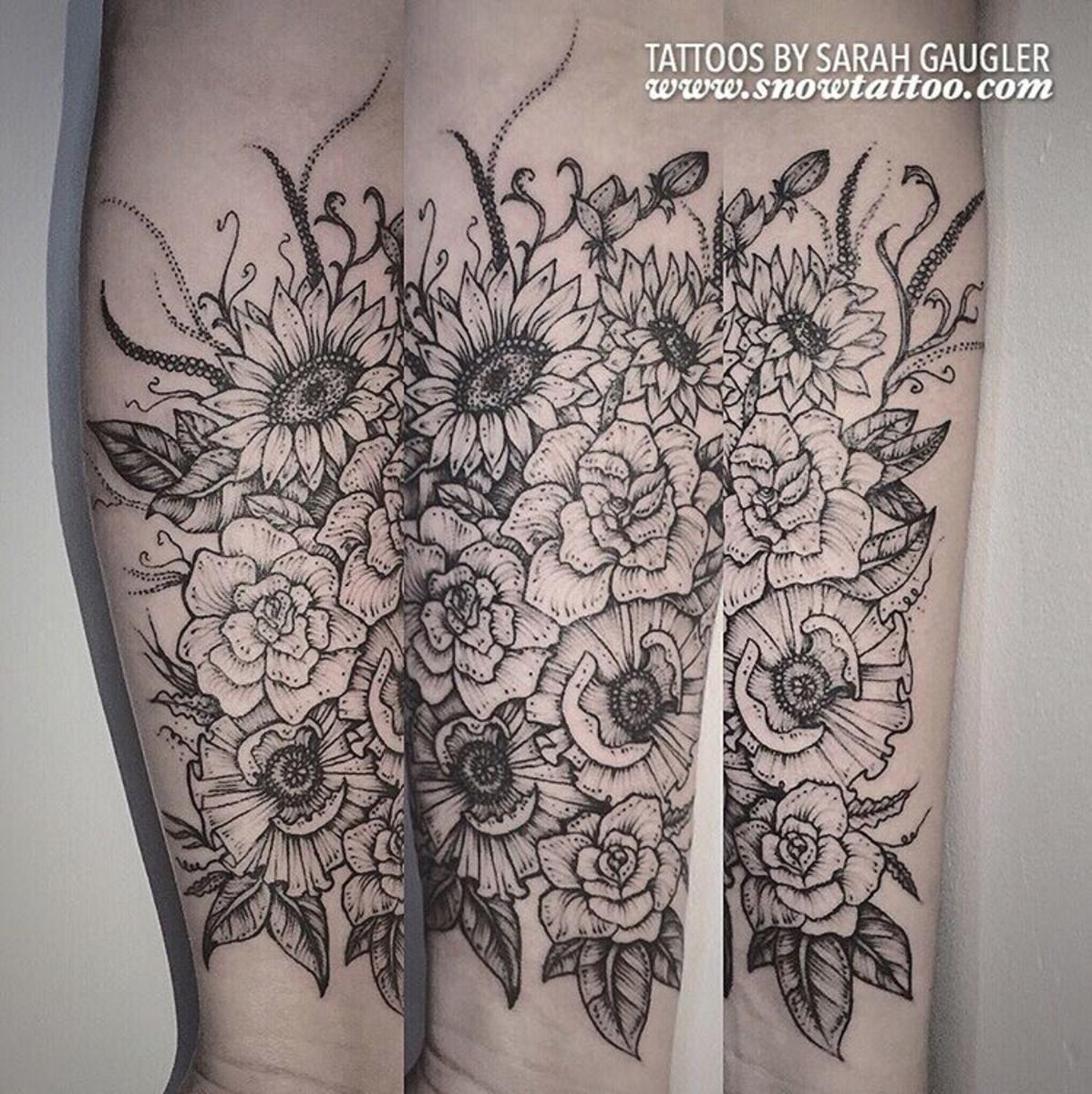 TATTOOS — Snow Tattoo