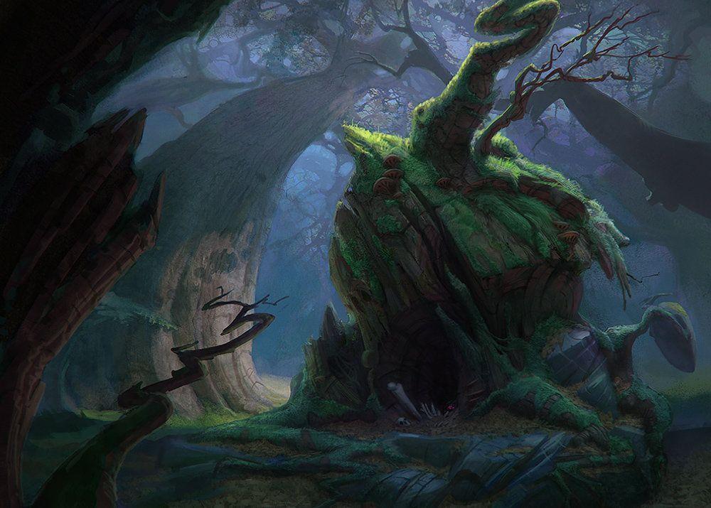ArtStation - Heart of the Forest, Sam Nielson