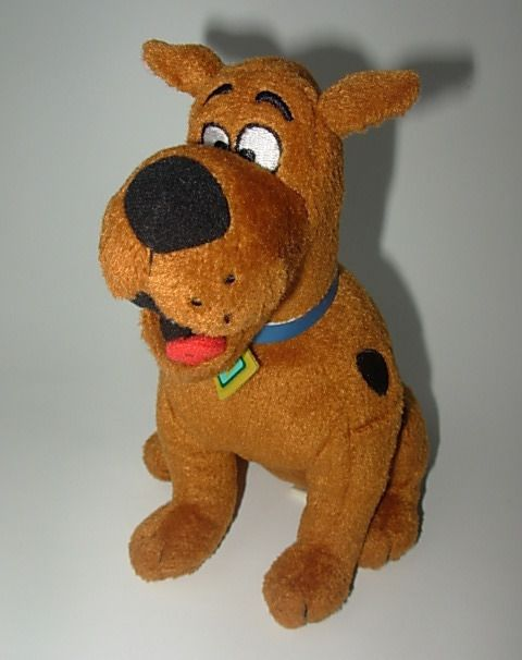 New with tag Scooby-Doo Beanie Baby; Ty