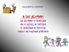 Pin De Lily En Calaveras Calaveras Literarias Calaveras