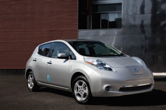 Nissan Leaf Maintenance Review Consumer Reports Electric Car Cars Vehicle
