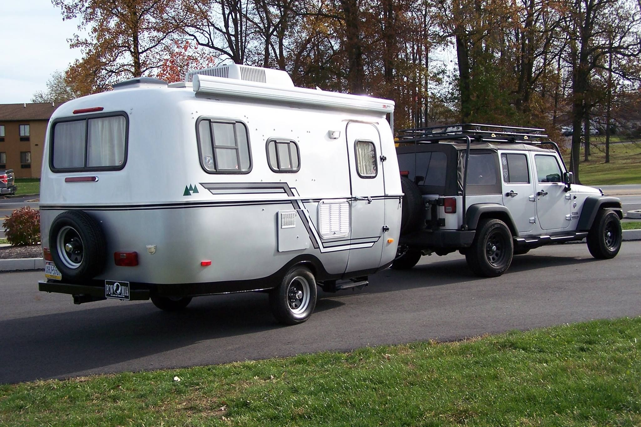 17 Ft Smart Scamp And Ride Airstream Travel Trailers Scamp