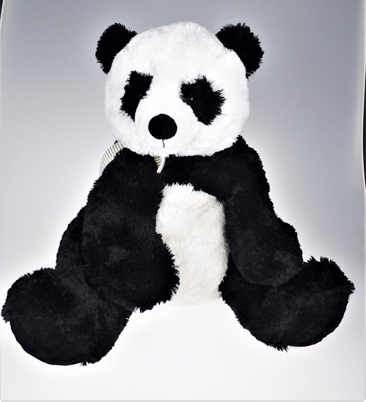 Large Panda Bear Soft Plush Stuffed Toy Animal Walmart