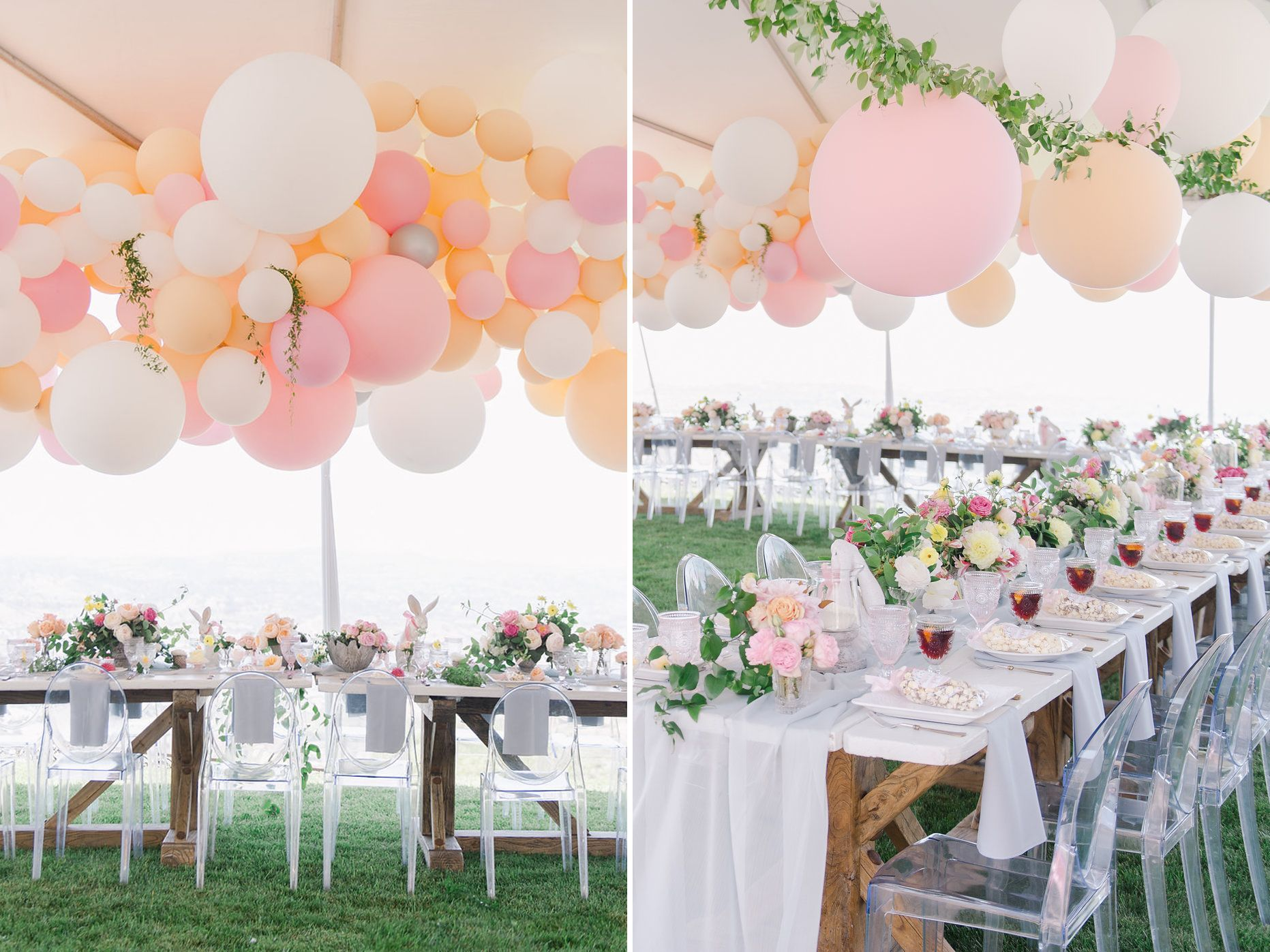 10 New Ways To Decorate Your Party With Balloons With Images