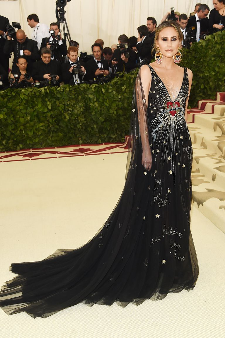 All The Best Dresses From The 2018 Met Gala Met Gala Red