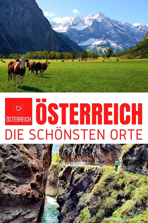 GEHEIMTIPPS ÖSTERREICH ⭐ für den perfekten Österreich ...