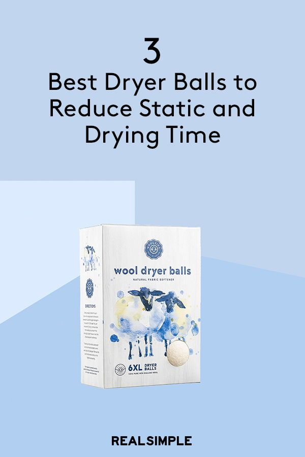 Is It Better to Use Dryer Balls or Dryer Sheets? Here's Everything You Need to Know images