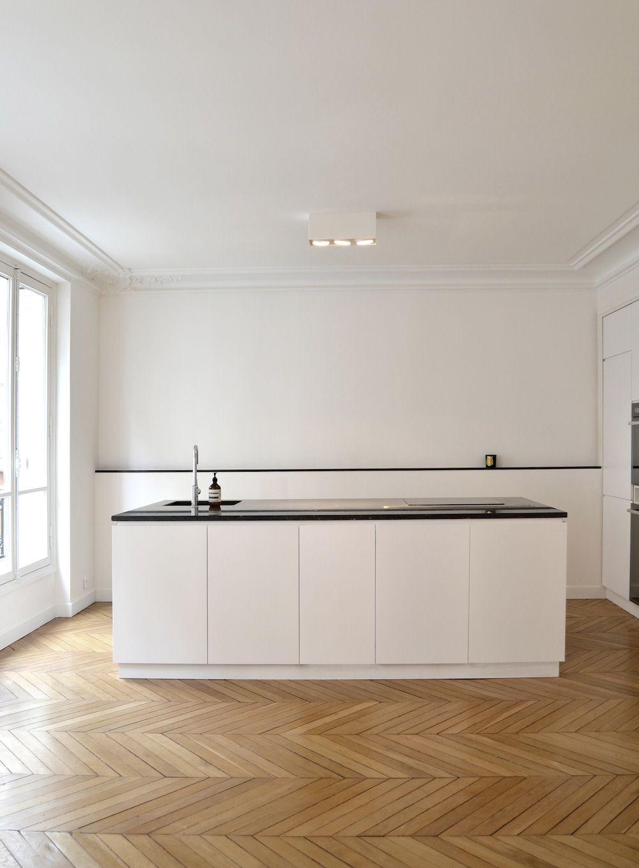 Suelo de madera en espiga indoor materials pinterest for Suelos laminados en forma de espiga