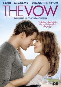 The Vow 5,95 €. Sisältyy kampanjaan: 2 DVD -elokuvaa 10€