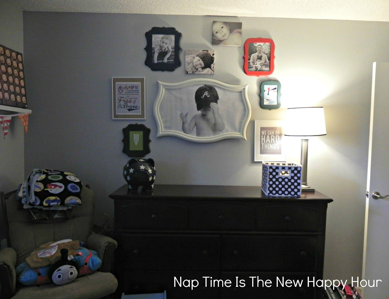 Baseball Big Boy Room Love The Big Picture Frame Jack