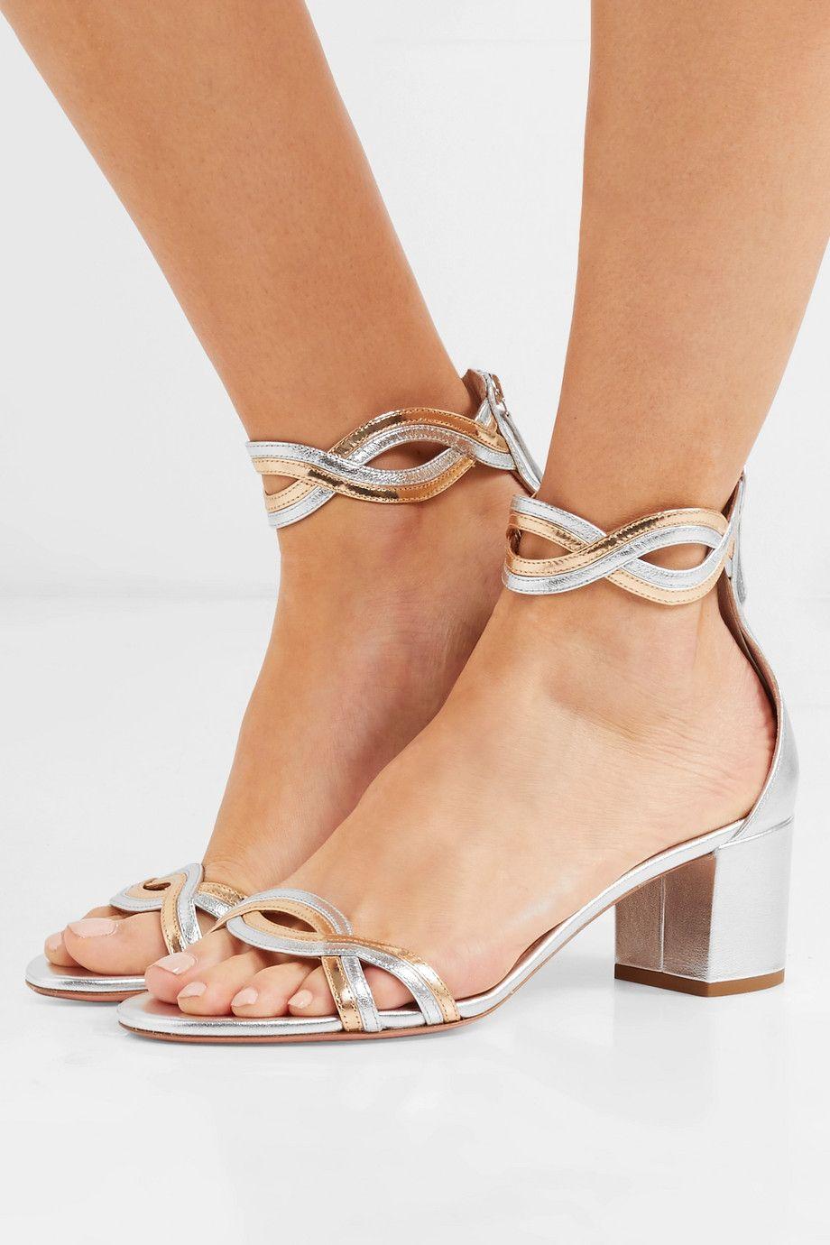 AquazzuraMoon Ray sandals Réduction Sast Footaction En Ligne Vente Choisir Un Meilleur jSU17jzyD6