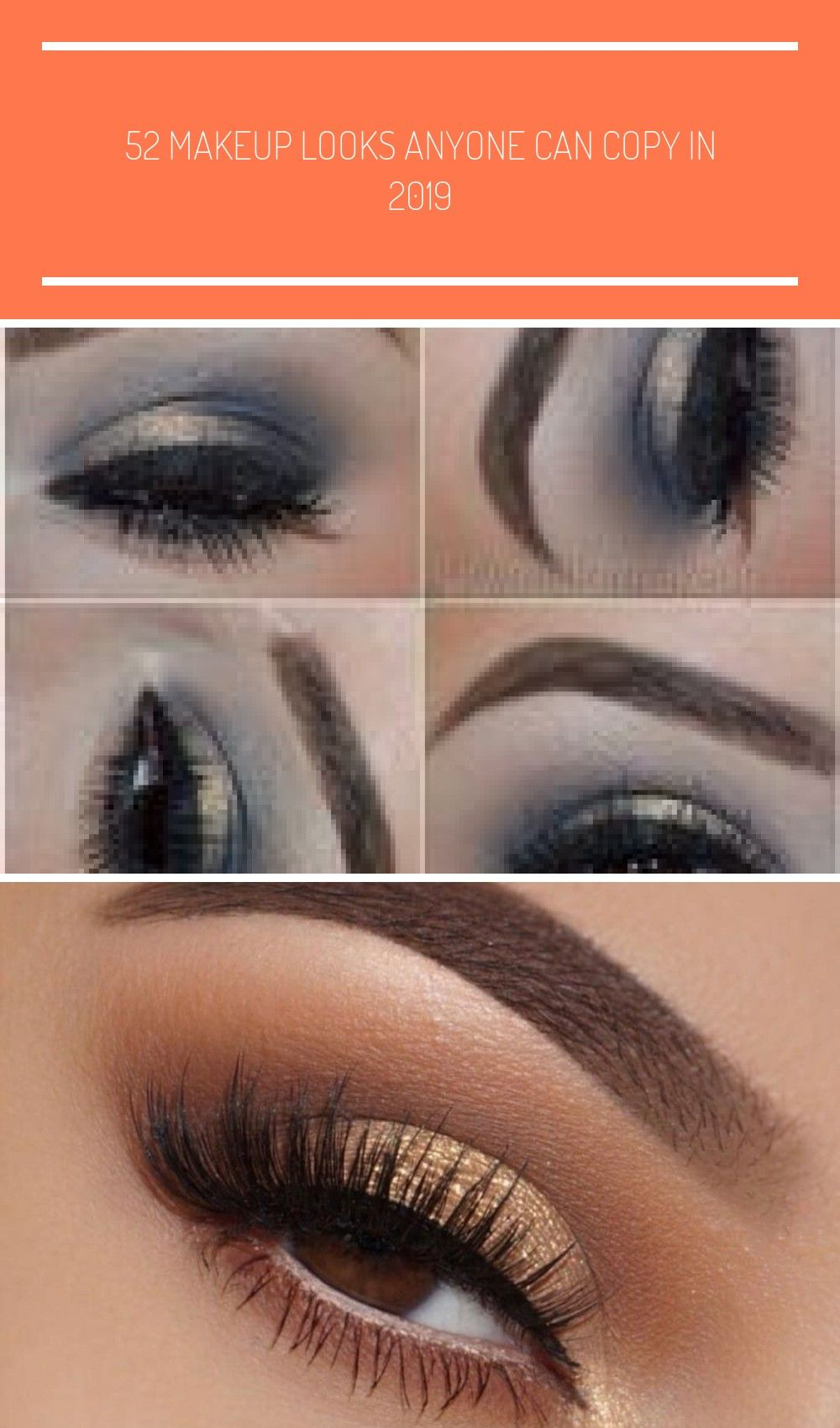 12 Easy Prom Makeup Ideas For Brown Eyes Gurl Liked On Polyvore Featuring Be Prom Makeup Makeup Makeup Jokes