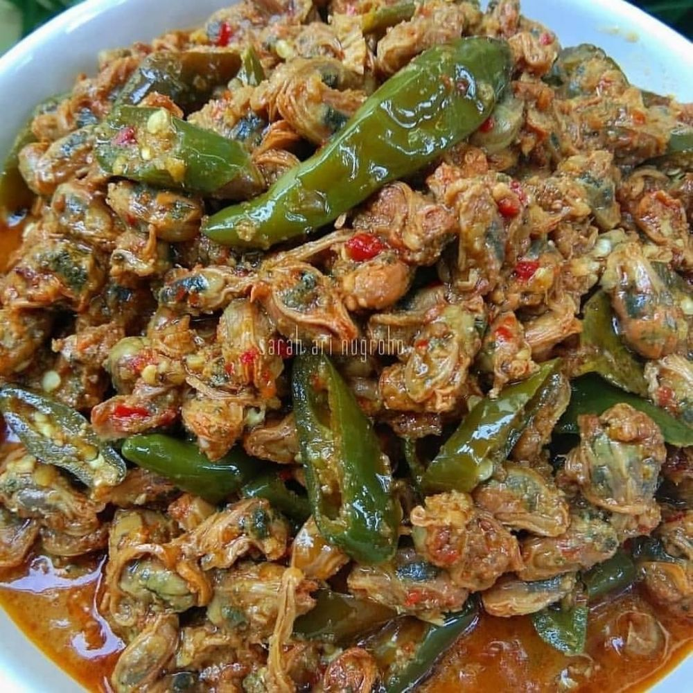 Pin Oleh Yong Jin Di Masak Resep Masakan Masakan Resep Masakan Pedas