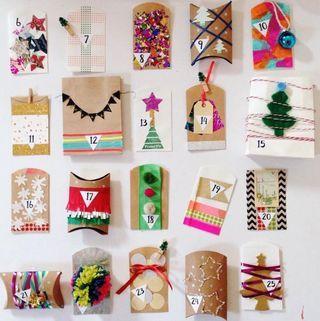 DIY Adventskalender: Über 50 Ideen zum Nachbasteln – von einfach bis ausgefallen